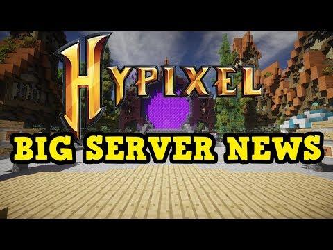 Minecraft PE / Xbox HYPIXEL PE + Lifeboat Update