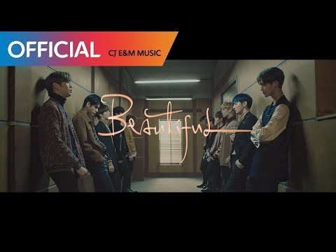 Wanna One (워너원) - 'Beautiful' M/V (Performance ver.) Image Teaser MP3