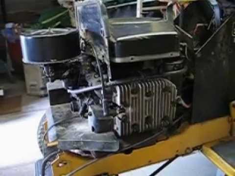 1720 cub cadet 17 hp kohler