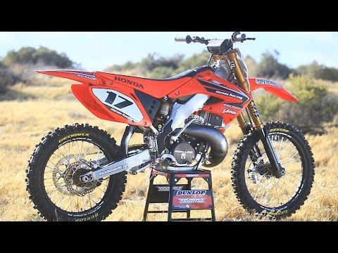 Ultimate 2003 Honda CR250 2 stroke build - Motocross Action Magazine