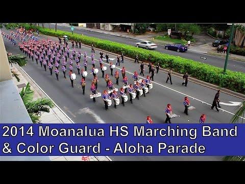 2014 Moanalua HS