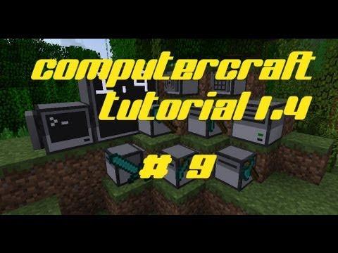 Minecraft / Computercraft 1.4 / Melee Turtle - die einfachste Monsterfarm [GER] [HD]