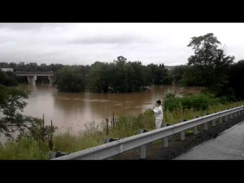Milton PA Flood