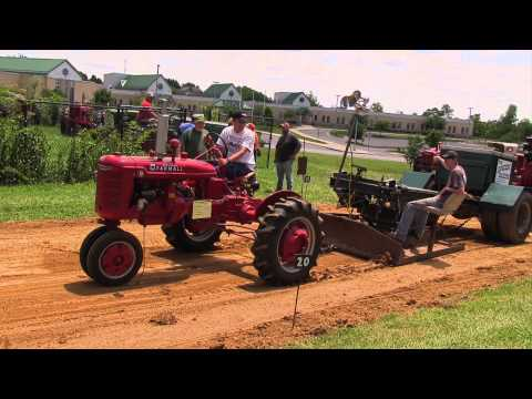 Central Maryland Antique Track Club - Tractor Pull