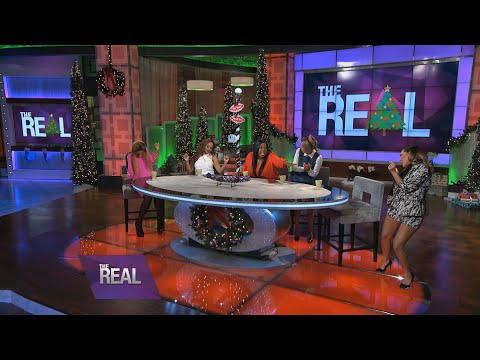 'The Real' Ladies Drop It Like It's Hot