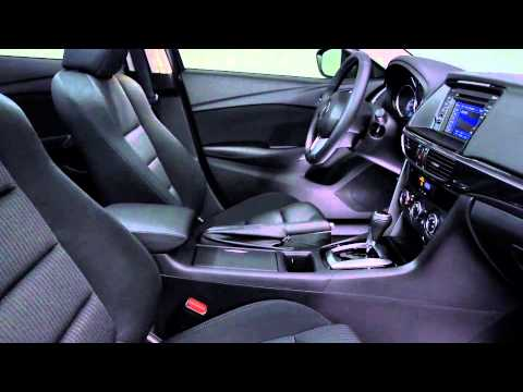 2014 Mazda6 — Walkaround Sport | Mazda USA