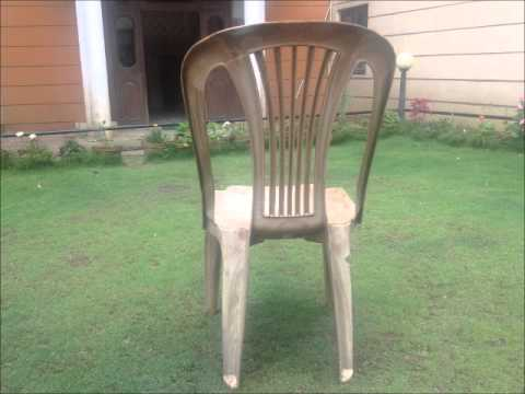 One Funky Chair. Stop Motion Project. Explore After SLC 2015