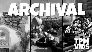 Archival- Top 5 Failed Disney Rides & Attractions