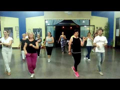 Gordito - ballo di gruppo 2016 Coreo RBL - Juanny & Ueppa Dance