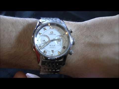 Omega De Ville Chronograph Co-Axial 9300 Watch Review