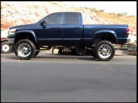 Xtreme Air Ride -- Dodge Ram 4 link Video