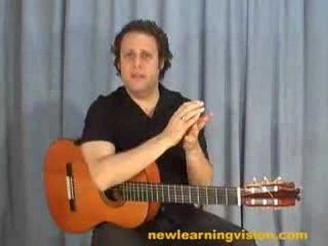 Understanding Flamenco - intro to flamenco guitar-clip 03-10