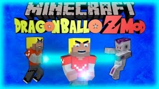 Minecraft 1.4.7 Dragon Ball Z Mod