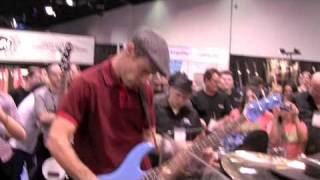 Flea and Chad at NAMM