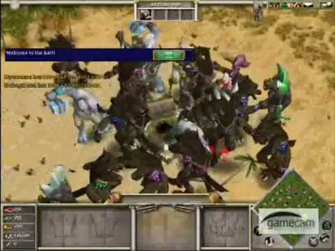 Age of Mythology The Titans: Battlefield of the Tians