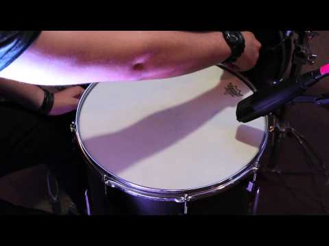 The Drum Lab - How To Tune Your Floor Tom