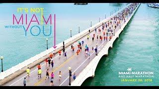 2017 Miami Marathon First-Timer