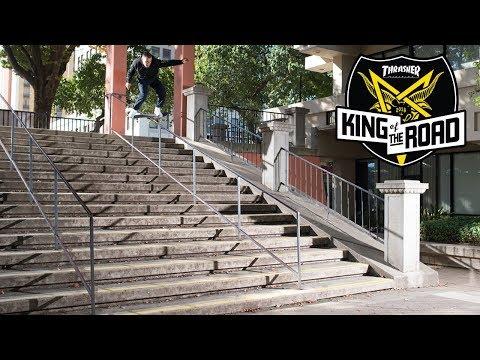 King of the Road Season 3: Mason vs Cardiel's Rail