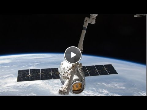 LIVE: SpaceX Dragon spacecraft undocks from ISS