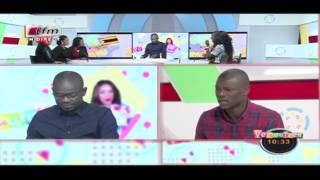 REPLAY - SPORTS avec MAMADOU NDIAYE dans Yeewu Leen du 17 Janvier 2017