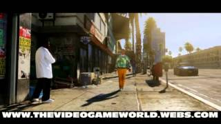 GTA 5 OFFICIAL TRAILER! GET FREE BETA ACCESS / CHEATS GTA V