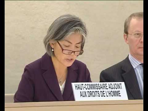 MaximsNewsNetwork: HAITI & U.N. HUMAN RIGHTS COUNCIL on RIGHTS ISSUES (UNTV)