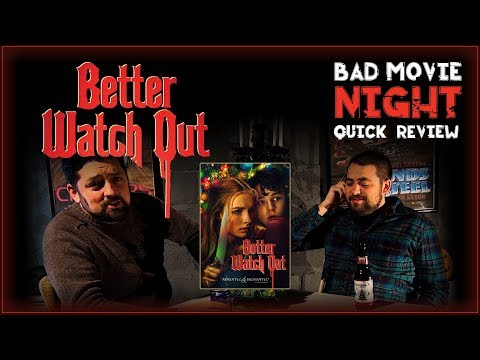 Better Watch Out (2017) Movie Review