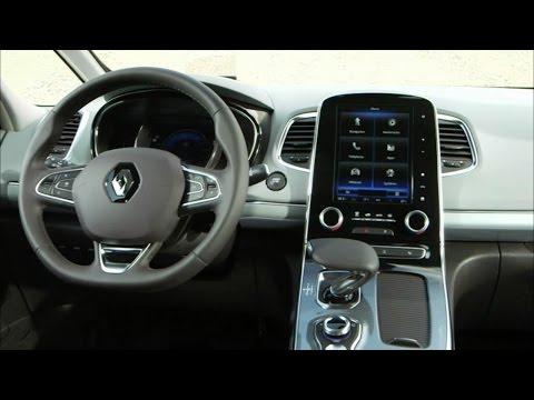 ► 2015 Renault Espace V - INTERIOR