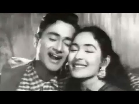 Chodd Do Aanchal - Dev Anand, Nutan, Kishore Kumar, Asha, Paying Guest Song