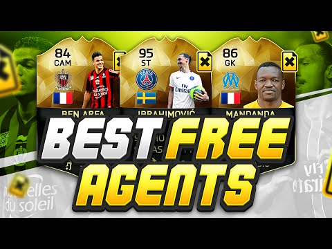 BEST SUMMER FREE AGENTS!