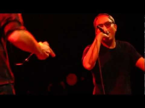 Blue Scholars- Rani Mukerji  Bowery Ballroom, Nyc video