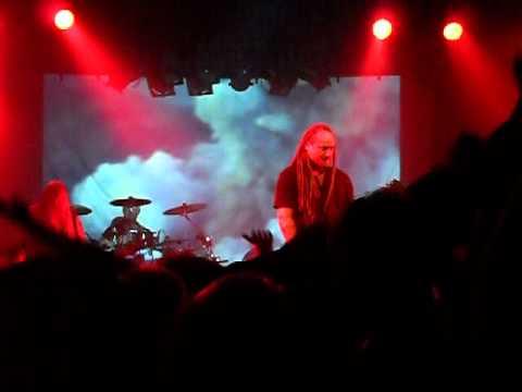 DARK TRANQUILLITY [live] 2010