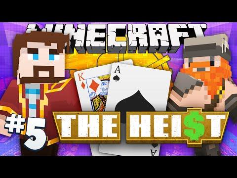 Minecraft - The Heist #5 - Viva Las Vegas (payday 2 Adventure Map) video