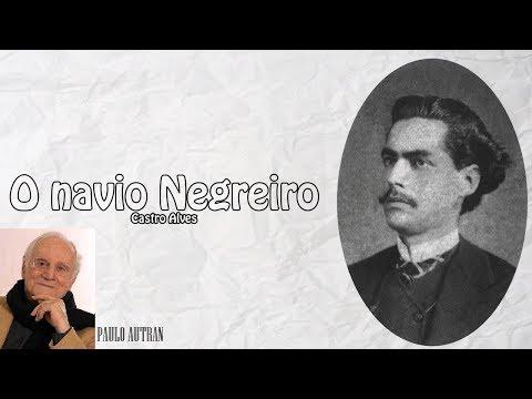 Navio Negreiro de Castro Alves.wmv - YouTube
