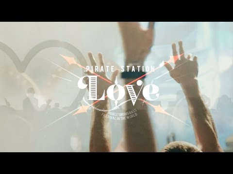 Pirate Station Love Moscow 17.10.15 - Aftermovie | Radio Record