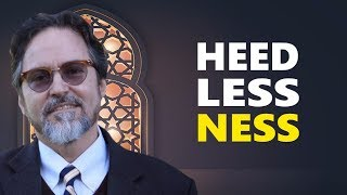 Video: Humans are worse than Animals. We are Heedless, but the Animal is always Aware - Hamza Yusuf