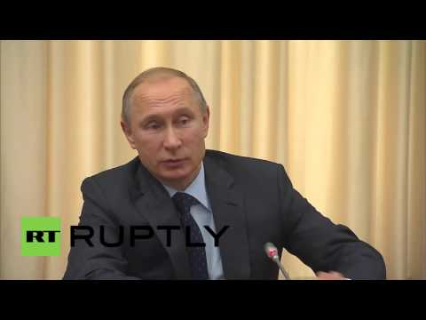 "Russia: Vucic thanks Putin for help in protecting ""territorial integrity"" of Serbia"