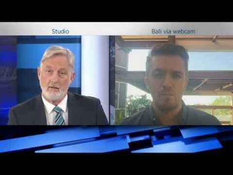 Mark Reddie LIVE ABC News 24