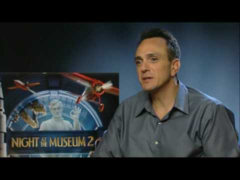 Night At The Museum 2 Interviews