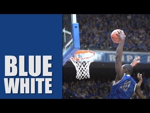 Kentucky Wildcats TV: Blue 99 White 71