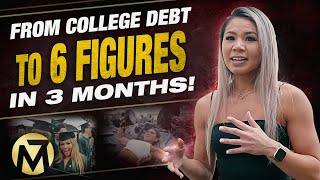 KATHRYN NASH: College Debt At 23 To 6 Figures In 3 Months! (Must Watch Story)