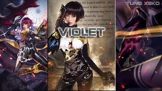 Violet  - Quẩy rank bằng Violet cùng Tùng Xêkô ► Tập 1 ◄