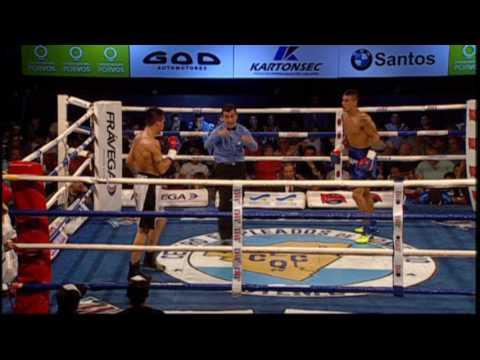 JOSE LUIS CASTILLO VS GONZALO CHAPARRO - TRB BOXEO 17/03/2017