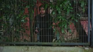 مشهد موت كرم من مسلسل (لعبه القدر)