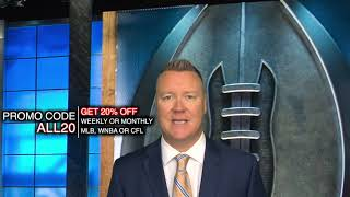 CFL Picks (07-01-19) Expert Football Pick, Free CFL Predictions, Vegas Odds, Lines and Betting Tips