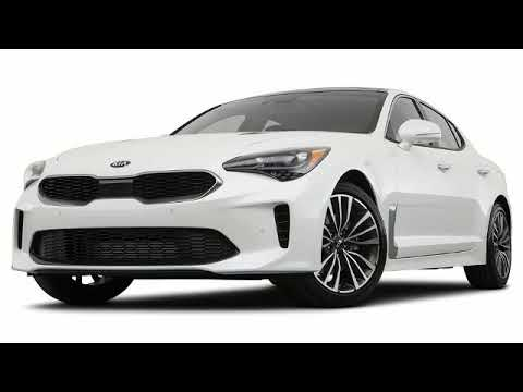 2019 Kia Stinger Video