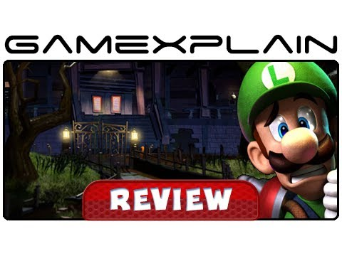 Luigi's Mansion: Dark Moon  - Video Review (Nintendo 3DS) [HD]