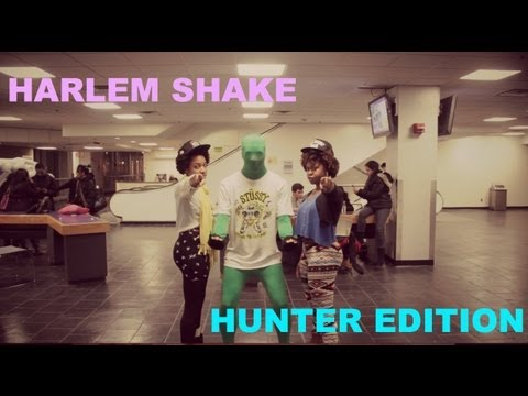 Harlem Shake: Hunter Edition (CUNY CHALLENGE) (ORIGINAL)