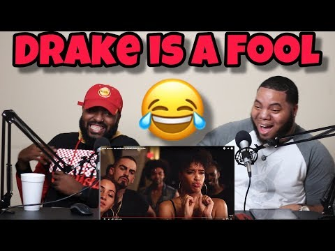 Chris Brown - No Guidance (Official Video) ft. Drake (REACTION)