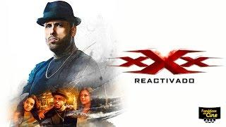 Nicky Jam ahora en cine en xXx: Reactivado
